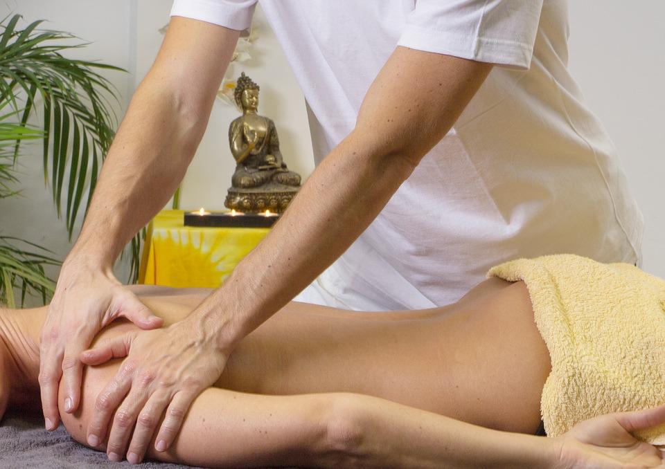 Massage in Den Haag